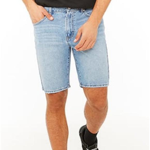 Forever 21 Shorts Nwt Men Denim Short Sz 29 Poshmark